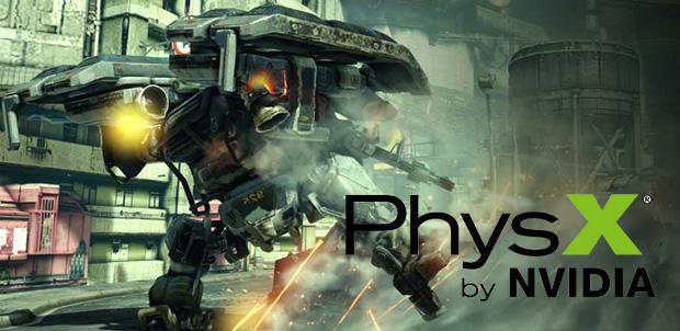 Mejores experiencias de juego con PhysX