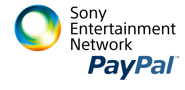 PayPal en Sony Entertainment Network