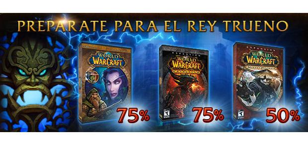 World of Warcraft ahora con descuento