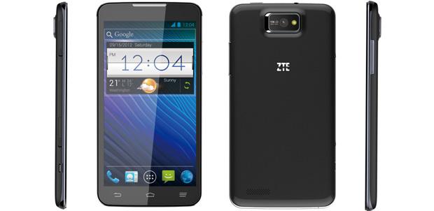 ZTE Grand Memo con Snapdragon 800