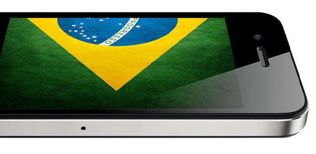 Apple sin derechos de iphone en Brasil