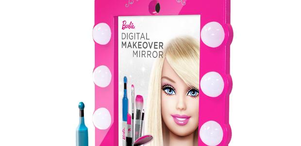 iPad es el nuevo espejo digital de Barbie