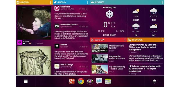 Chameleon ya disponible para Android