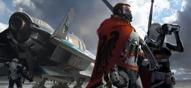 Destiny-Personajes