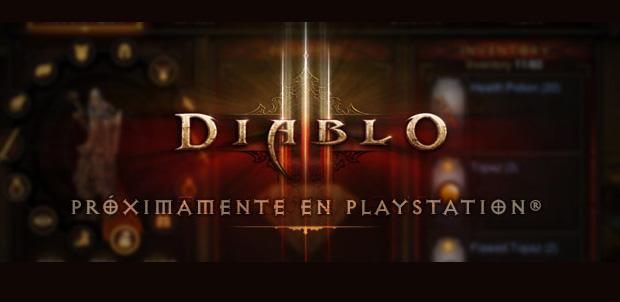 Diablo III para PS3 estará en PAX East