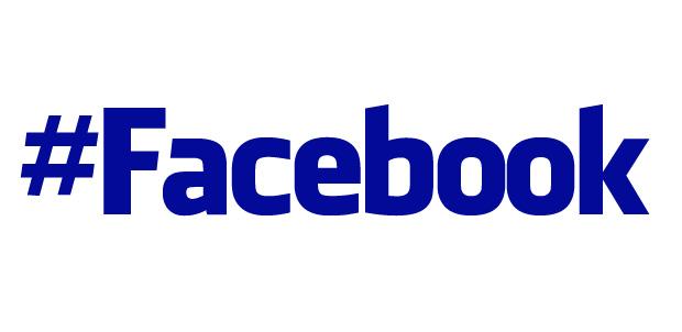 #Facebook ahora aceptará los Hashtag