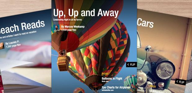 Flipboard 2.0 con grande cambios en iOS