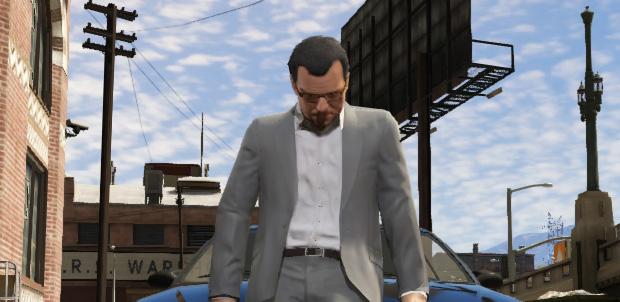 Las nuevas imágenes de GTA V