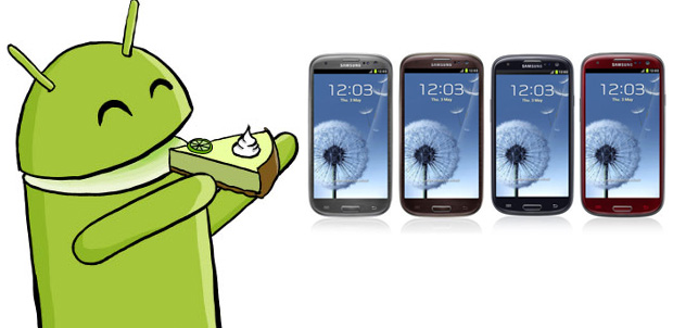 Galaxy S III se actualizará a Android 5.0