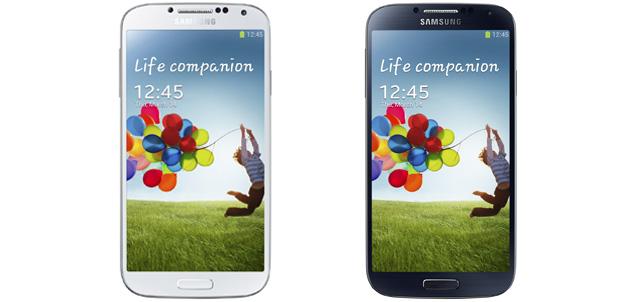 Samsung Galaxy S 4 sí llegará en abril