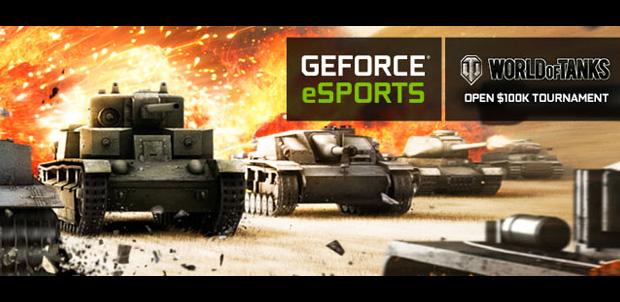 Primer Torneo GeForce de World of Tanks