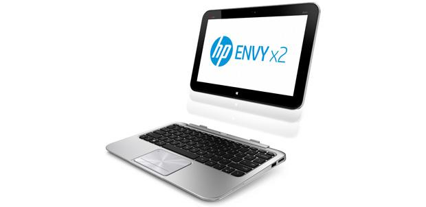 ENVY x2, la computadora híbrida de HP