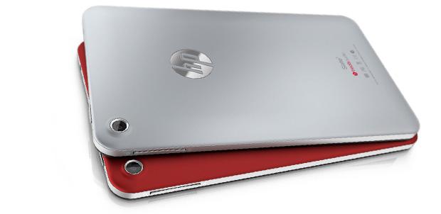 HP Slate con 7 pulgadas y sistema Android
