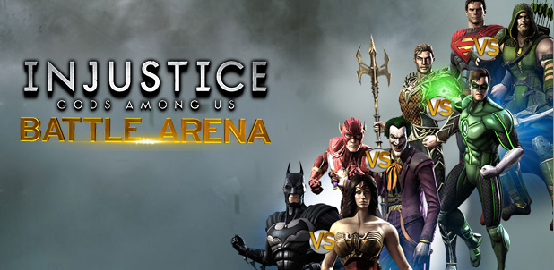 Cuartos de final de Injustice Battle Arena
