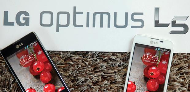 La nueva generación de Optimus LX