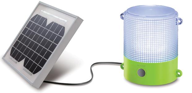 El proyecto 100 Mil Linternas Solares