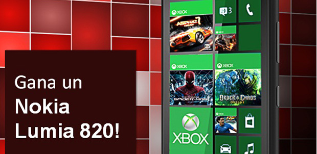 Lumia-820-Gameloft