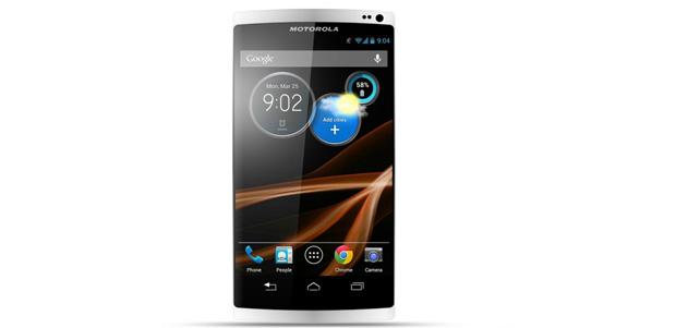 Posibles características de Motorola X