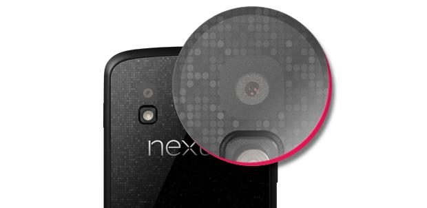 El Nexus 5 estará enfocado a la cámara