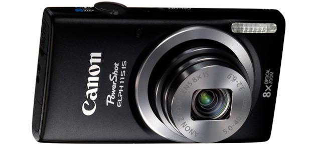 Canon Powershot ELPH 115 en México