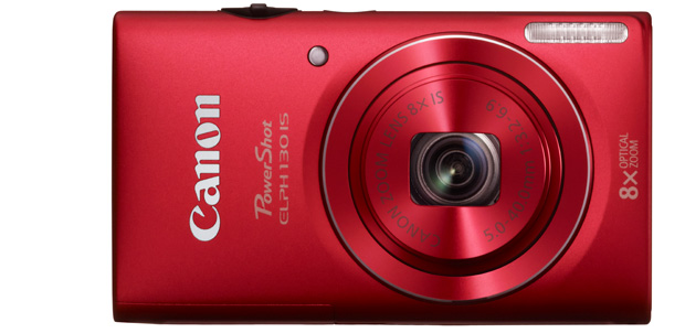 Canon Powershot ELPH 130 con Wi-Fi