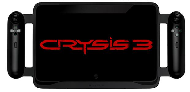Crysis 3 corriendo en una Razer Edge