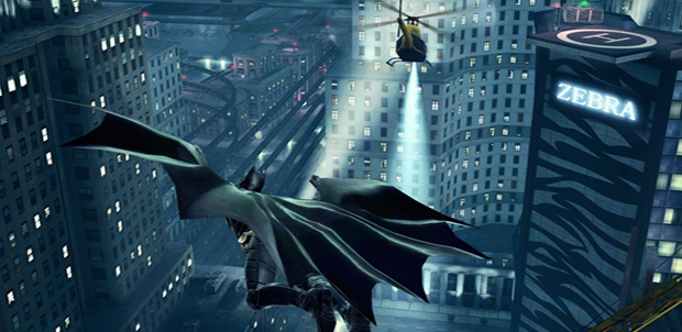 The Dark Knight Rises en Windows Phone