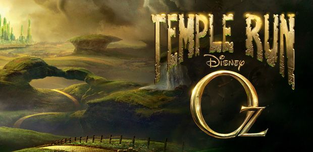 Temple Run: Oz listo para smartphones