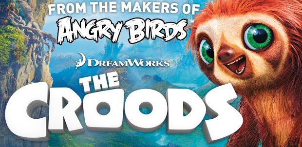 The Croods disponible en Google Play