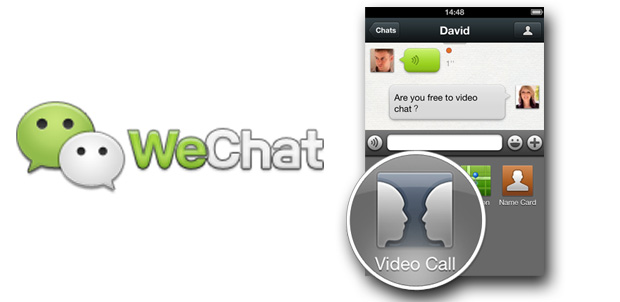 Platica y conoce gente nueva con WeChat