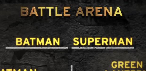 Batman vs. Superman – Injustice Battle Arena