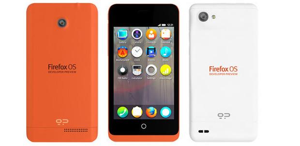 Firefox OS estará disponible en junio