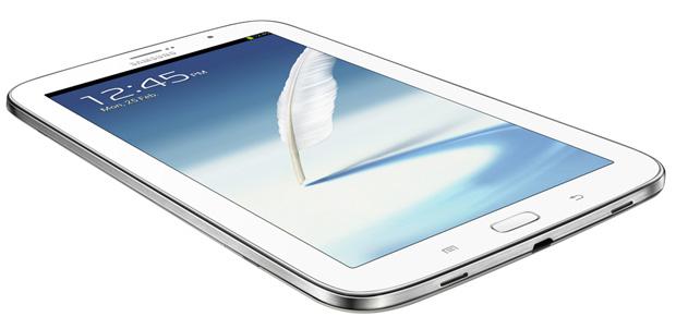 Galaxy Note 8.0 listo para Estados Unidos