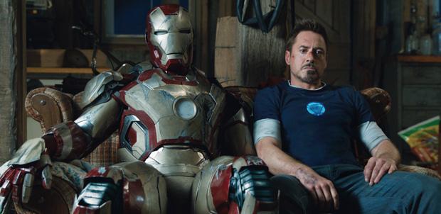La nueva tecnología dentro de Iron Man 3