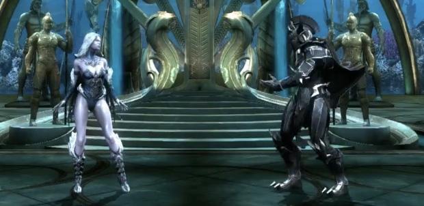 Video de Ares vs Killer Frost en Injustice