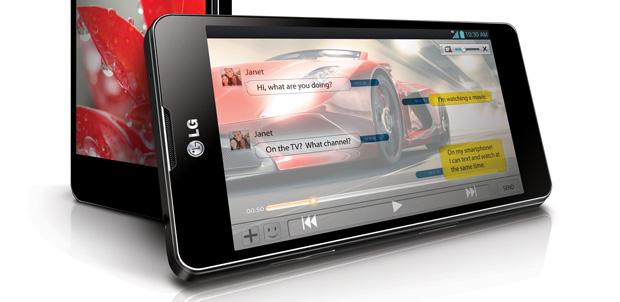 LG Optimus G ya disponible con Telcel