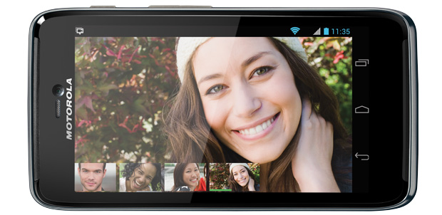Motorola ATRIX HD disponible en Nextel