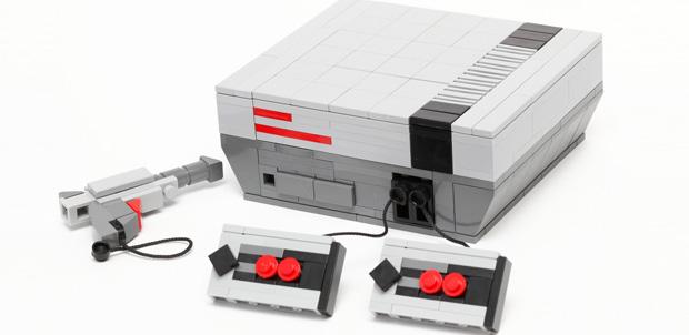 NES-LEGO