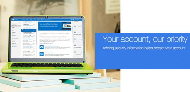 Nuevas medidas de seguridad en Microsoft