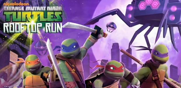 Juega con las Tortugas Ninja en tu iPhone