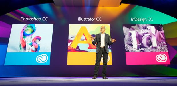 Las nuevas aplicaciones Creative Cloud