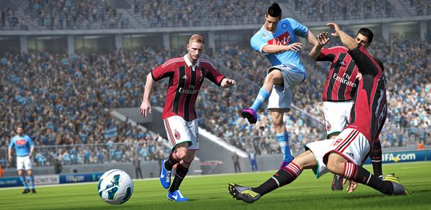 FIFA estará con EA Sports hasta el 2022