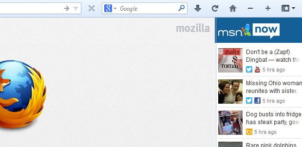 Firefox es más social con su nueva API