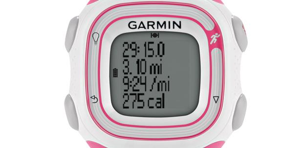 Tres relojes Garmin para la mamá deportista