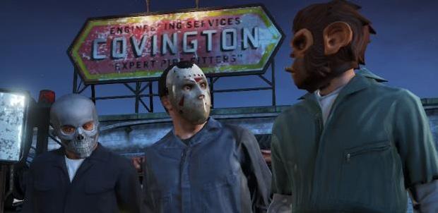 Nuevas imágenes de Grand Theft Auto 5