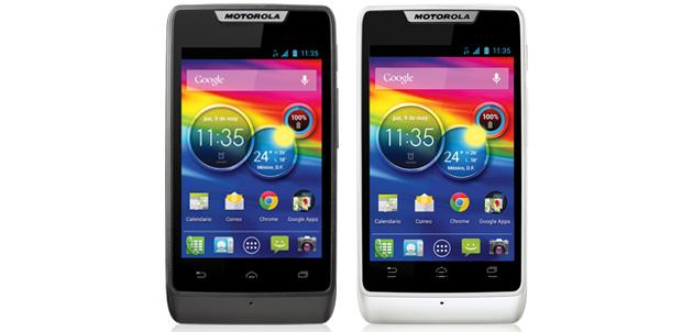Motorola RAZR D1 disponible en Telcel
