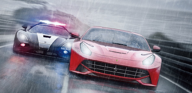 Need for Speed llegará a PS4 y Xbox One