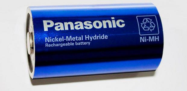 Panasonic da baterías Ni-MH a Subaru