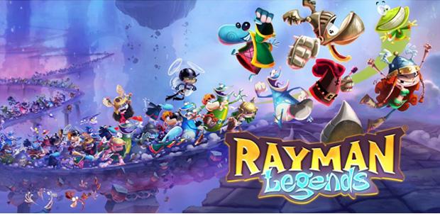 Descarga la app de Rayman en e-Shop