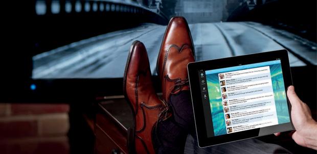 Las tablets son el complemento para la TV
